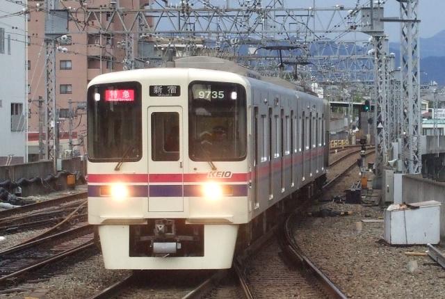 京王 線 運用